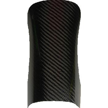 Carbon Fiber Snowboard Highback