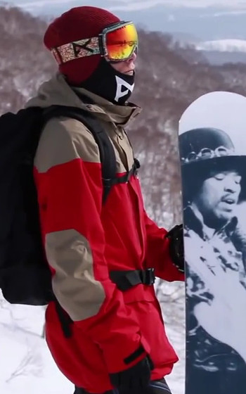 Andy Stern Pro Snowboarder